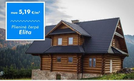 Elita only 5,19 Eur  per m²