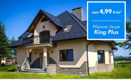 King plus - only 4,99 Eur per m²
