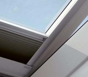 langas plokščiam stogui