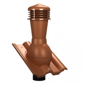 ventiliacinis kaminėlis betoninėms čerpėms benders s nešildintas